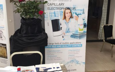 Wynsep at the 2nd Francophone days of analytical sciences