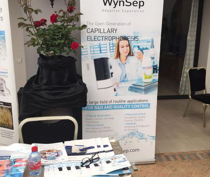 Wynsep aux 2ème journées francophones de sciences analytiques